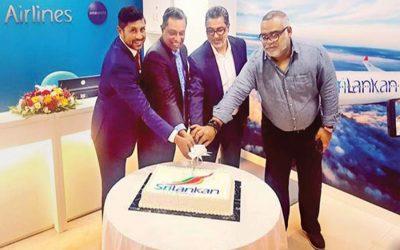 スリランカ航空がバングラデシュでの事業開始1周年を迎えました