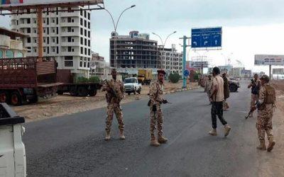 分裂主義者はイエメンの政府本部を引き継ぐ