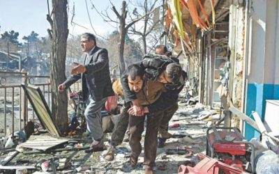 アフガニスタンの悲惨な終わりはない