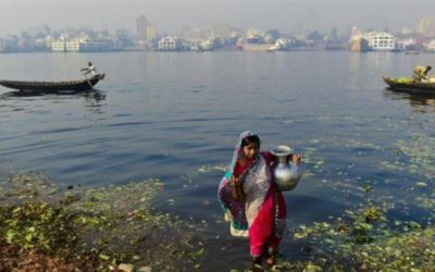 Shitalakhyaを汚染から守る