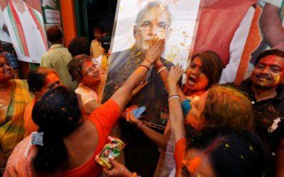 インドの北東の選挙では誰が勝つだろうか?
