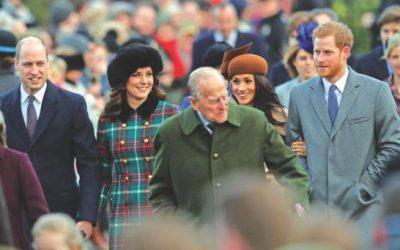 ハリウッド王子とメーガン・マークルの結婚式が英国の経済を活性化させる
