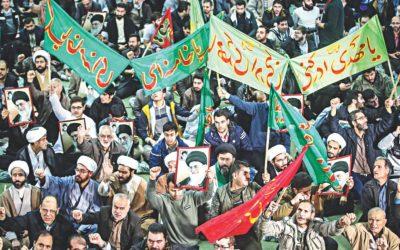イランの抗議活動には何がありますか?