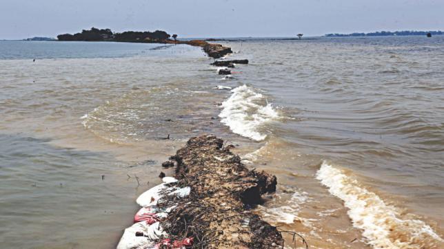 プロジェクトのお金は洪水によって洗い流されますか?