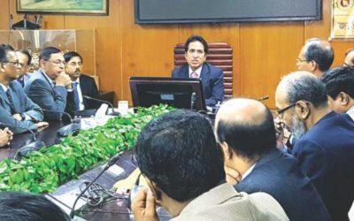 徴税措置の厳しい措置に対する新しいNBRの首席代表