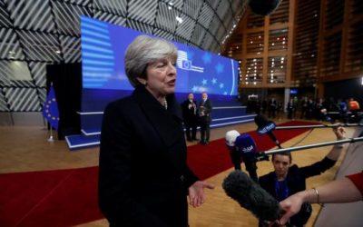 2018年Brexitの進歩により英国の誇りが更新される