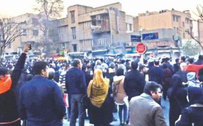イランの大衆抗議が爆発