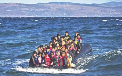 EUの南部を支配するための移住