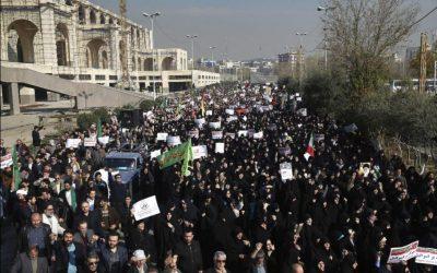 イランの人々のための最善の希望