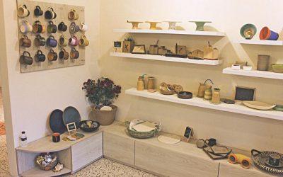 クレイ駅 – 陶器製作における喜び