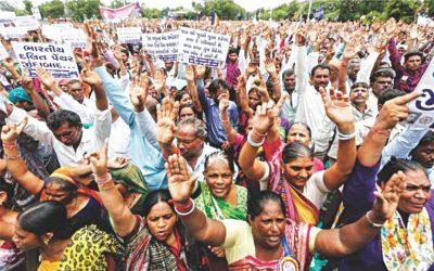 Dalitsはなぜ何千年ものように静かに黙って苦しんでいませんか?
