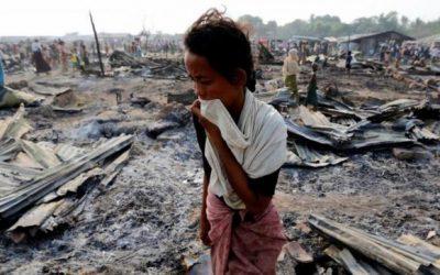 ミャンマーの欺瞞的な入場
