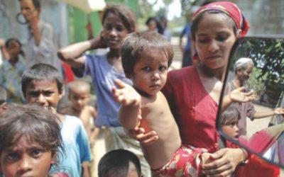 Rohingyaの子供は保護されなければなりません