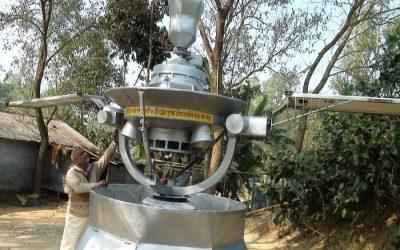 ボグラのアミール・ホセインが人体に適用する「スローモーション・タイム・マシン」を発明