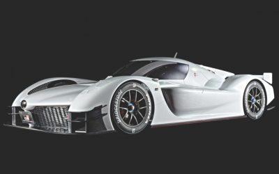 トヨタの新しいLMP1コンセプト