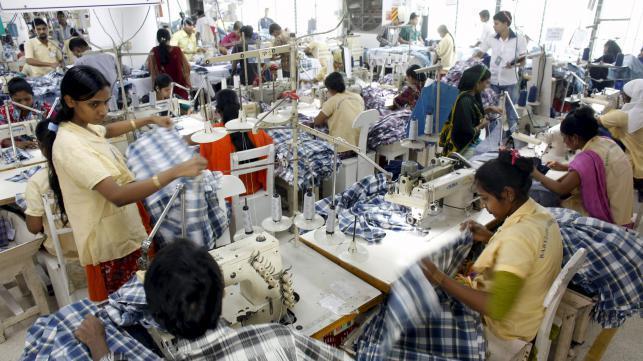 衣料品輸出額7.57%増