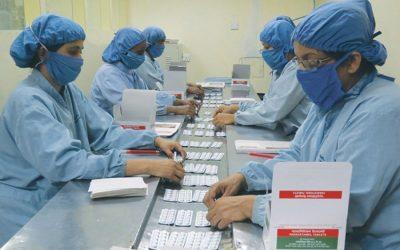 医薬品輸出額29.69%上昇