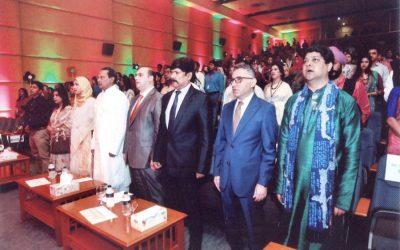 トルコの希望学校がバングラオリンピックを開催