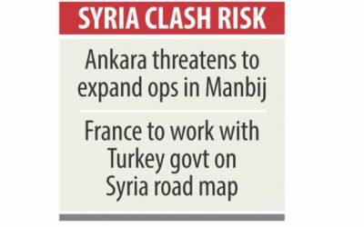 トルコ、米軍に警告