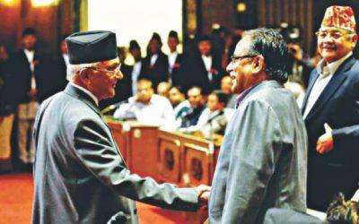 ネパールは新しい政府を待っている