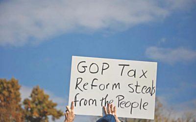 トランプ減税:財政責任の嘲笑?
