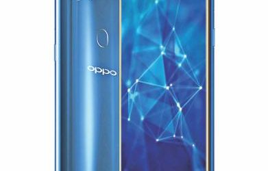 OPPO、すべての新しいF5 Dashing Blue限定版を発売