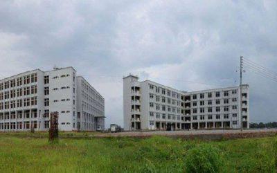 BSMRSTU学生のための住居用ホール