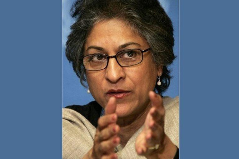 人権活動家Asma Jahangirが死亡