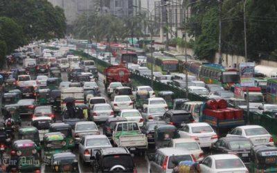都市交通の技術的介入