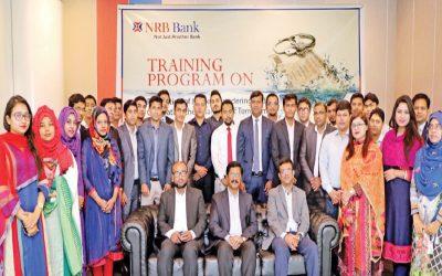 NRB Bank Limited Md Mehmood Husainがフォトセッションに参加