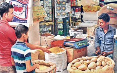 限られた強さは都市の台所市場の監視を妨げる