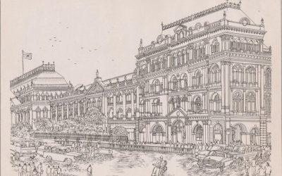 ベンガル州の英国植民地時代の建築