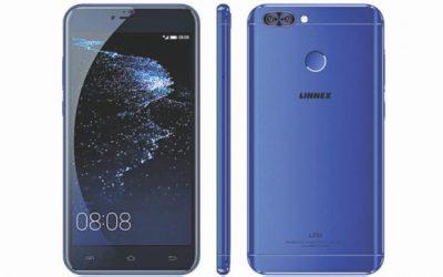 Linnex、新しいスマートフォンLX-50を発表