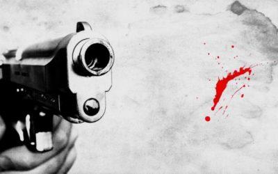 殺人容疑者「銃撃戦」で死亡