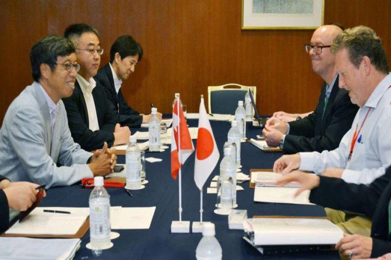 日本は、米国がTPPに戻ることを望む、と交渉担当者は言う
