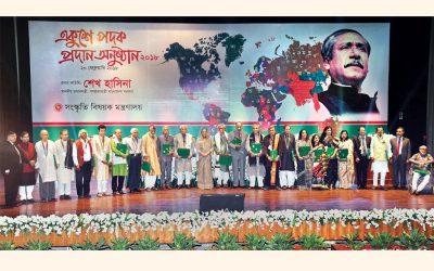 バングラの特徴的なキャラクターを維持する、PM