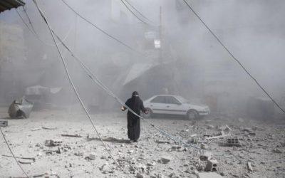 シリアは再び発火するだろうか?