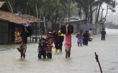 バングラ女性に気候基金