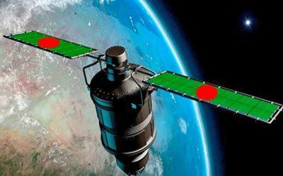 初衛星、打上げ場所へ移動