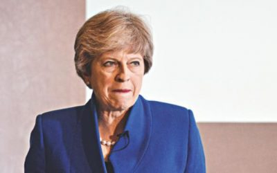 怒っているイギリスのPM、EUの草案を拒否