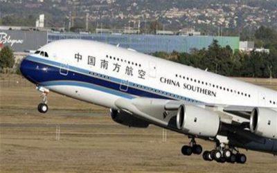 中国南方航空はこの年に115機の航空機を追加する
