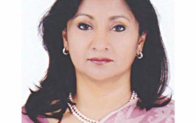 国内銀行初の女性トップ