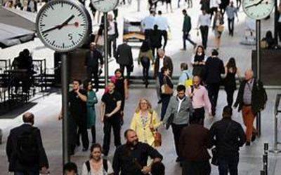 英国のビジネス成長率は2年ぶり高水準:CBI