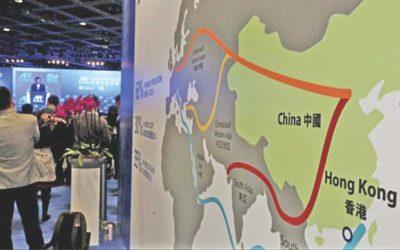西銀行が出発すると、中国はブルネイを新しいシルクロードに加える