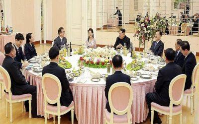 北朝鮮は歴史的会合後、ソウルと「合意」する
