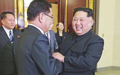 歴史サミットを開催する韓国