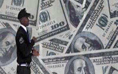ほとんどの通貨に対するドルの安定
