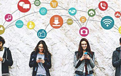 ソーシャルメディア:新しいフロンティア
