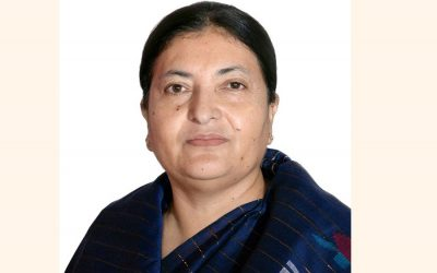 ネパール初の女性大統領が第2期に勝利