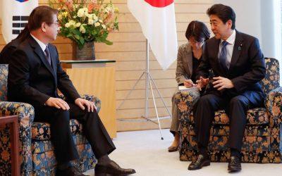 日本は慎重な姿勢を示しているが、N韓国の協議後、